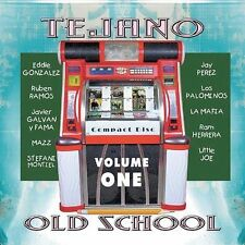 Tejano Old School by Various Artists (CD, Aug-2001, Sony Music) SEALED
