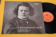 ANTON RUBINSTEIN LP KLAVIERKONZERT ORIG GERMAY COLOSSEUM NM ! TOP AUDIOFILI