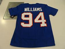 2012 Buffalo Bills Mario Williams Name & Number M T Shirt Players NFL