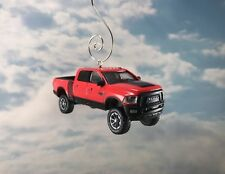 #039;17 Dodge Ram 2500 Power Wagon Sport Crew Quad Cab Truck Christmas Ornament 1 64