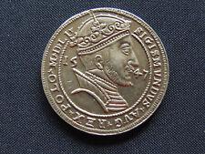 Polen Galvano Taler 1547 Sigismund August  EF