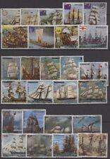 Schiffe, Ships - Paraguay - LOT ** MNH auf 6 Seiten