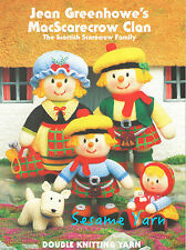 Jean Greenhowe's Knitting Booklets - MacScarecrow Clan