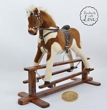 .MARS  Schaukelpferd Schaukeltier Rocking Horse Schaukel Pferd Schaukelspielzeug