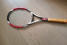 Rare Asian Wilson K Six.One Tour Pro Staff 90 Federer 4 3/8 Tennis Racket L3