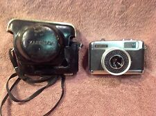 Yashica EZ-matic camera with case