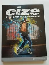 Shaun T Cize End of Exercise DVD Set Beach Body Workout 5 Disc Set & Food Guide