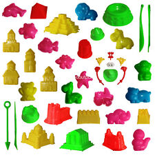 Sand Molding Tools compatible with any molding sand castle sea life animal