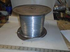 MACHINIST TOOLS  LATHE MILL Machinist Spool of Metal Wire 25 LBS