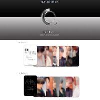 ONEUS - 3RD MINI ALBUM FLY WITH US PHOTO CARD SEOHO HWANWOONG KEONHEE RAVN LEEDO
