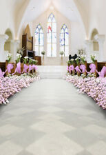 Backdrops 3x5Ft Vinyl Wedding Hall Wreath Photography Backgrounds