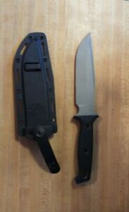 Benchmade 119 Arvensis Fixed Blade survival tactical outdoors