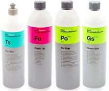 Koch Chemie Autopflege-Set 4-teilig Innenreinigung GreenStar, PolStar, TopStar