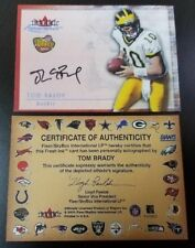 2000 FLEER/SKYBOX AUTOGRAPH TOM BRADY RC REPRINT (read description please).