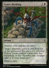 4x grave birthing | nm/m | Battle for Zendikar | Magic mtg