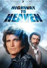 HIGHWAY TO HEAVEN SEASON 3 (DVD, 2014, 5-Disc Set) NEW