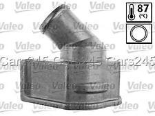 DAEWOO Rezzo Leganza Evanda Thermostat Kühlmittelthermostat VALEO 1.6-2.2L 1997-