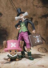 Bandai Tamashii Nations Figuarts Zero One Piece Figure Tony Chopper Dr. Hiluluk