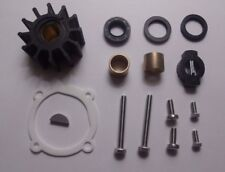 lot of  ( 2 ) VOLVO PENTA RAW WATER PUMP KIT and carb kit