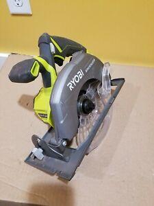 Ryobi P508 18V One+ Brushless Cordless Circular Saw, VG