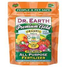 Dr. Earth, Premium Gold, LB, All Purpose Fertilizer