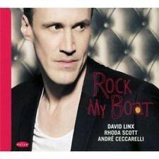 David Linx, Rhoda Scott & A...-Rock My Boat  CD NEW&SEALED