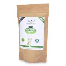 Hempiness Organic Premium Raw Chanvre Poudre de Protéine 500 g (54% Protéine)