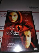 Eye of the Beholder DVD Ashley Judd Ewan McGregor Patrick Bergin K.D. Lang