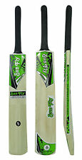 Sun Fly Popular Willow Tennis Cricket Bat With Carry Bag Size 5 Short Handle