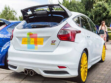 DIFFUSORE POSTERIORE SOTTO PARAURTI FORD FOCUS III MK3 2011+ LOOK RS TUNING