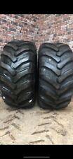 More details for 500 60 22.5 alliance dumper tyre 80% remaining excellent condition! x4 full set