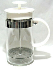 Bodum French Press Coffee Maker, 4 Cup / 32 ounce, White