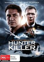 Hunter Killer : NEW DVD