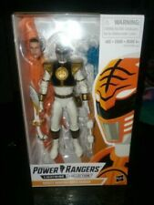 Hasbro Power Rangers Lightning Collection - Mighty Morphin White Ranger Action Figure
