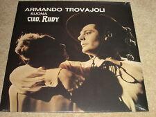 Armando Trovajoli - CIAO Rudy BANDA SONORA - NUEVO - LP Record