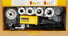 REMS Gewindeschneidmaschine Amigo 2 Set M Nr. 540022 mit 5 Einsätzen von 20-50