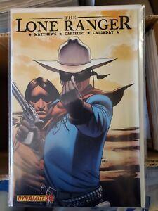 Lone Ranger Vol 4 #19 By Dynamite Entertainment Written by Brett Matthews NM