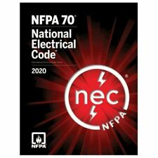 New Nfpa 70 Nec 2020 National Electrical Code Paperback Softbound Usa