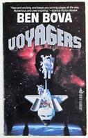 Voyagers by Ben Bova 1989 TOR Science Fiction Paperback