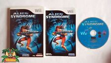 Wii Alien syndrome