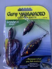 Gary Yamamoto Spinnerbait 1/2 OZ Crawfish Red