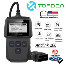 OBDII Scanner Code Reader OBD2 CAN Scan Tool Diagnostic Clear Check Engine Light