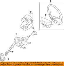 Scion TOYOTA OEM 12-15 iQ Steering Wheel-Rear Cover Panel Trim 4518474010C0