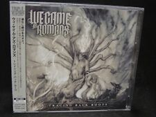 WE CAME AS ROMANS Tracing Back Roots JAPAN CD This Emergency U.S. Metalcore