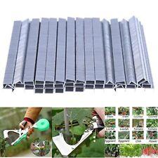 10000pc Flower Vegetable Hand Tying Binding Machine Nail Garden Tapetool Tapener