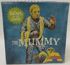 HORROR : THE MUMMY MODEL KIT MADE BY AURORA CIRCA 1970'S - VERY RARE KIT