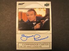 2019 Upper Deck James Bond 007 Trading Card Series Shane Rimmer Autograph