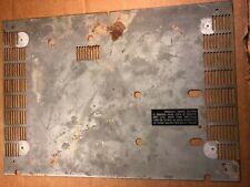 Yamaha CA-810 METAL BOTTOM COVER for vintage amplifier