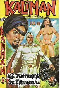 Kaliman El Hombre Increible #990 - Noviembre 16, 1984 - Mexico