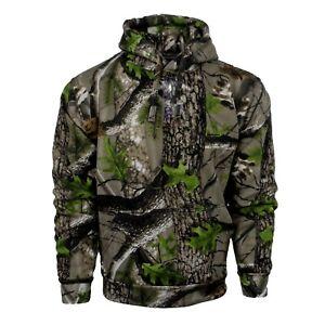 Stormkloth Trek Camo Hoody Pullover Hooded Top Fishing Hunting Shooting